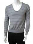 Angelos-Frentzos V-necked sweater