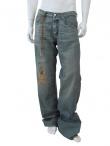 Nicolas & Mark Jeans 5 Tasche Gamba Larga