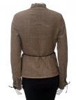 Angelos-Frentzos Jacket with inside belt