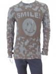 "Jan & Carlos T-Shirt ""Smile"""