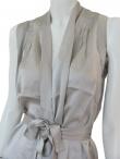 Angelos-Frentzos Camicia a Kimono senza maniche