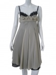 Angelos-Frentzos Dress with cups