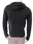 Nicolas & Mark Sweater with hood