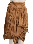 Angelos-Frentzos Asymmetric skirt