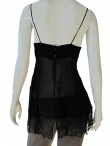 Angelos-Frentzos Tank top with lace