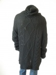 Nicolò Ceschi Berrini Cardigan with hood