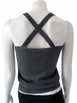 Clare Tough Top with buttons
