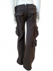Norio Nakanishi Large Pant with side pockets