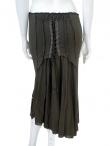 Norio Nakanishi Skirt with laces