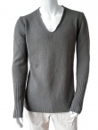 Nicolas & Mark Vnecked sweater