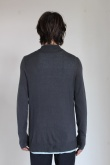 Alberto Incanuti Rounded jacket
