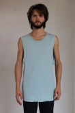 Alberto Incanuti Undershirt with knitted collar