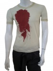 Alberto Incanuti T-shirt with contrast sleeves