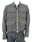 Alberto Incanuti Jacket with pockets on the front