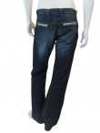 Nicolas & Mark Pantalone denim con zip