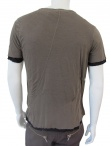Nicolas & Mark T-Shirt con pieghe