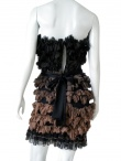 Angelos-Frentzos Embroidered dress