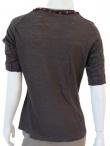Angelos Frentzos Pre T-shirt manica raglan