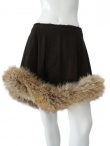 Norio Nakanishi Skirt with fur
