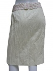 Angelos-Frentzos Wrap-over skirt