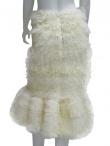 Angelos-Frentzos Skirt with flounces