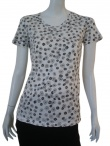 Once More T-Shirt with flower print
