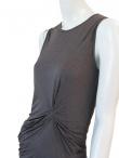 Angelos-Frentzos Sleeveless t-shirt with knot