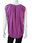 Angelos-Frentzos Top  with pleats