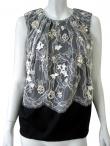 Angelos Frentzos Pre Sleeveless blouse