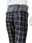 Angelos-Frentzos Pants with Drawstring