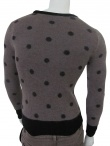 Alberto Incanuti Polka Dot Sweater