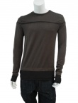 Nicolas & Mark Long-sleeved T-Shirt with stitches