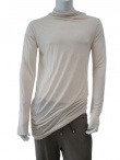 Nicolas & Mark Long-sleeved unstructured T-Shirt