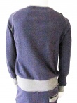 T-skin Roundnecked lonsleeved sweatshirt