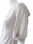 Delphine Wilson Ham sleeve cardigan