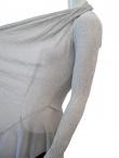 Delphine Wilson Draped cardigan