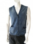 Nicolas & Mark Washed Out Waistcoat