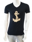 Nicolas & Mark T-Shirt scollo V