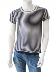 Nicolas & Mark Striped T-Shirt