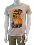 Nicolas & Mark T-Shirt with print