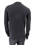 Giulio Bondi Turtleneck Sweater with Toggle Fastening