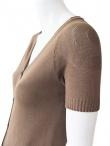 Delphine Wilson Short sleeve cardigan
