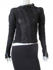 Delphine Wilson Asymetrical Sweater