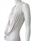Delphine Wilson Ring collar dress