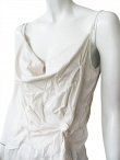 Delphine Wilson Creased tank top