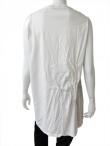 Delphine Wilson Creased sleeveless t-shirt