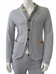 Nicolas & Mark Cardigan with lapels