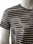 Nicolas & Mark Striped T-shirt