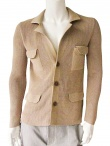 Giulio Bondi Jacket with drawstring