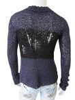 Vic-Torian Openworked sweater